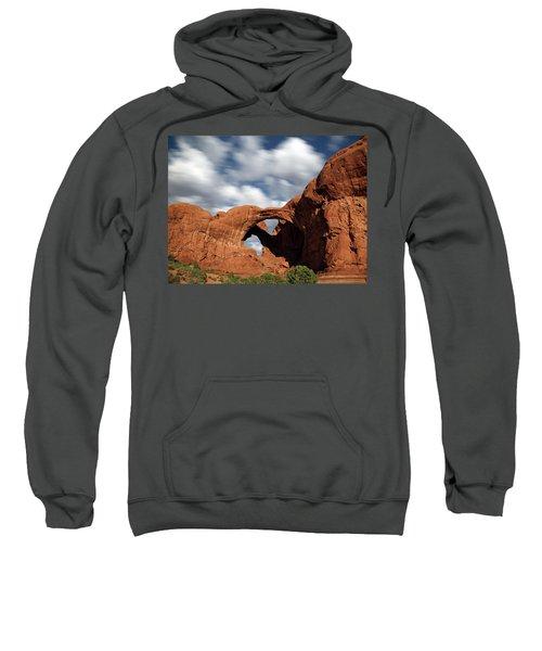 Double Arch In The Moonlight Sweatshirt