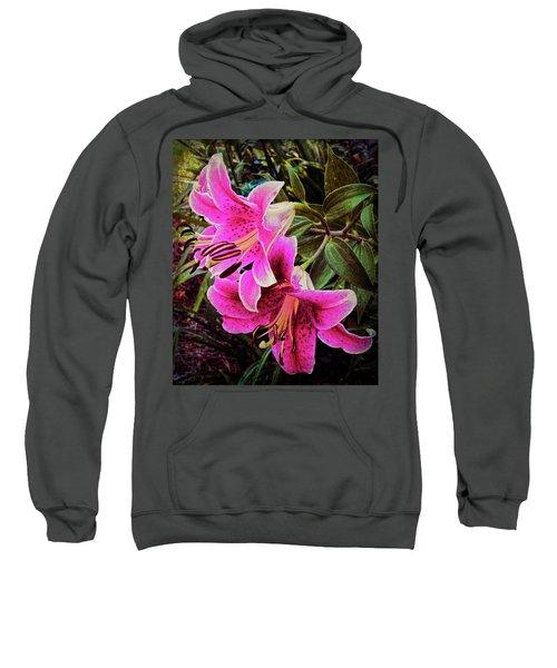 Double Beauty Sweatshirt