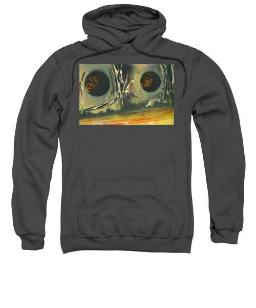 Double Moon Desert Sweatshirt