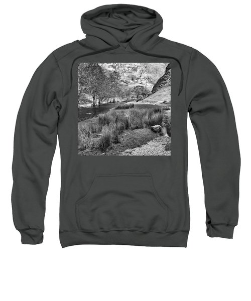 Dovedale, Peak District Uk Sweatshirt
