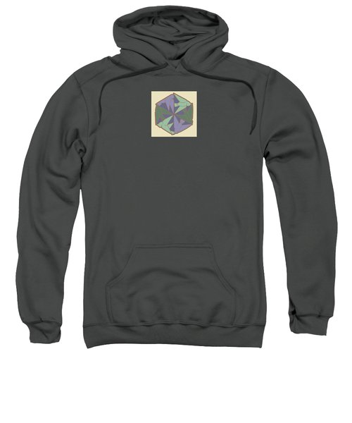 Doves Logo Color Sweatshirt