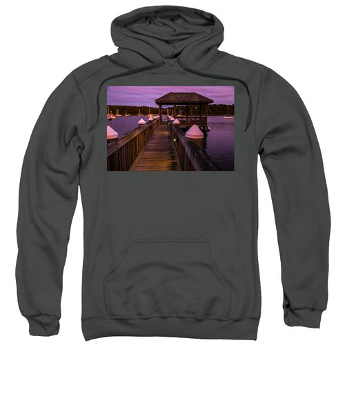 Down At The Dock Sweatshirt
