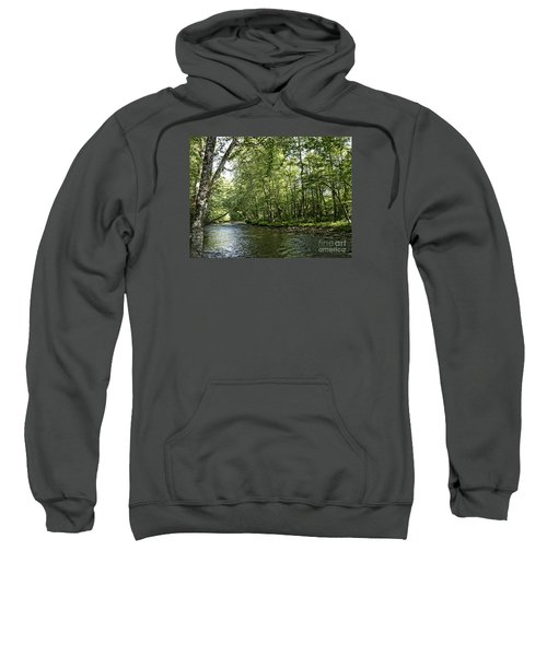 Down Beside Where The Waters Flow Sweatshirt