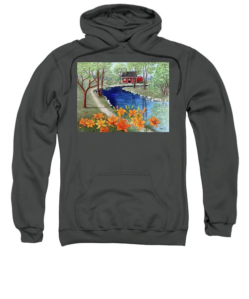 Down By The River Sweatshirt