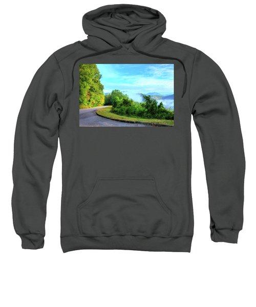 Down The Mountain Sweatshirt