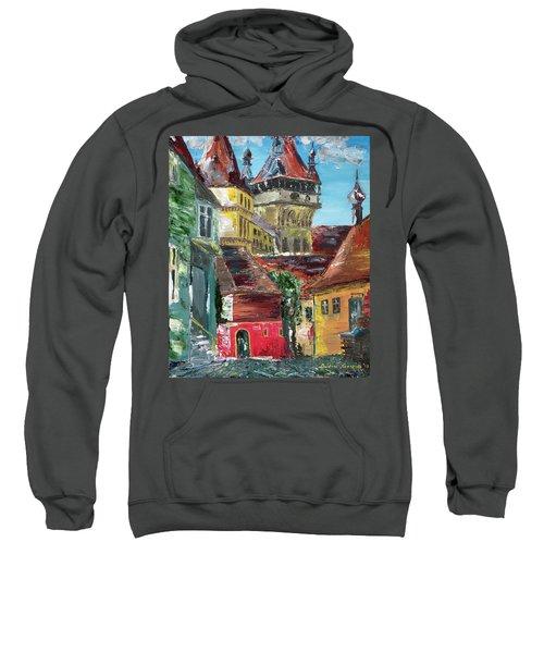 Down The Street Sweatshirt