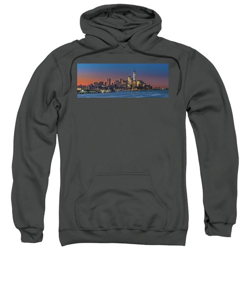 Downtown And Freedom Tower Sweatshirt