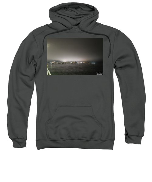 Downtown Oc Skyline Sweatshirt
