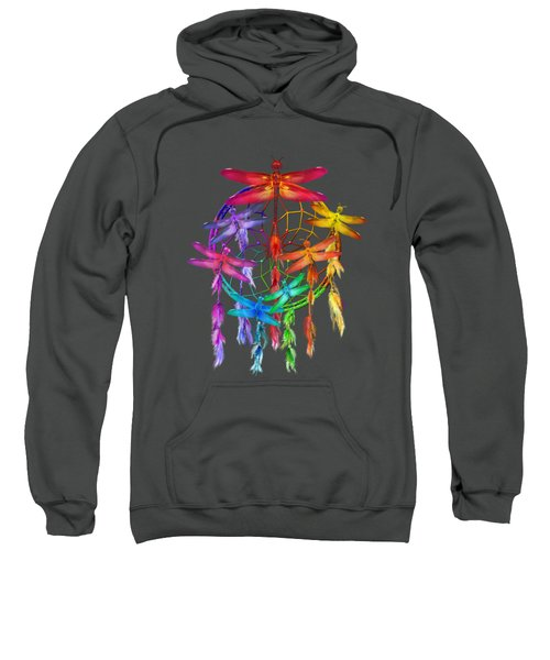 Dragonfly Dreams Sweatshirt