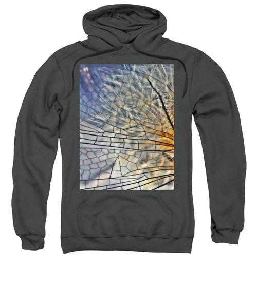 Dragonfly Wing Sweatshirt