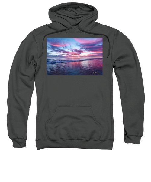 Drapery Sweatshirt