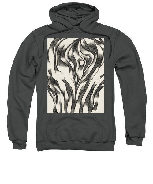 Drawing Closeup Sweatshirt