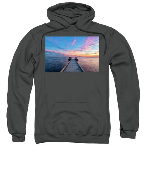Drawn To Beauty Sweatshirt
