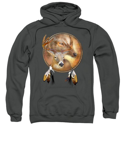 Dream Catcher - Autumn Deer Sweatshirt