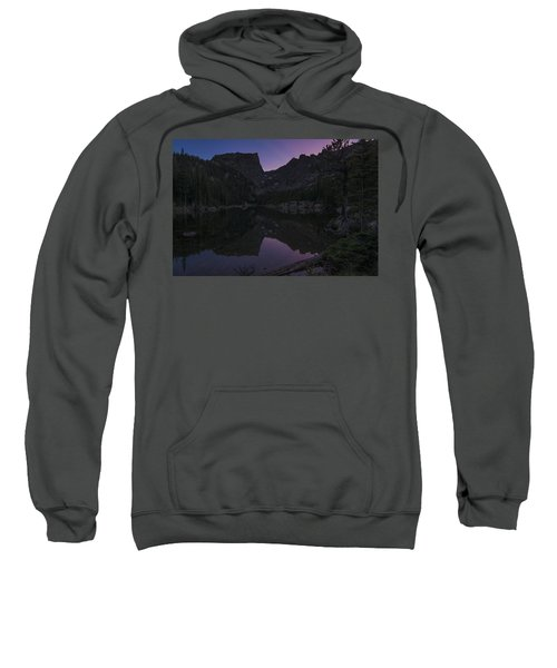 Dream Lake Reflections Sweatshirt