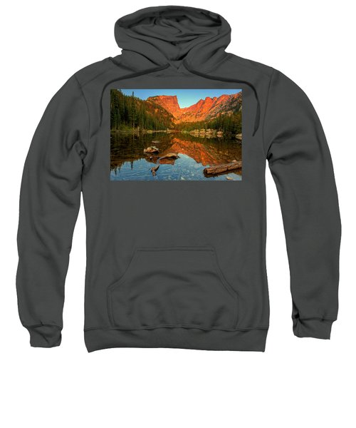 Dream Lake Sunrise Sweatshirt