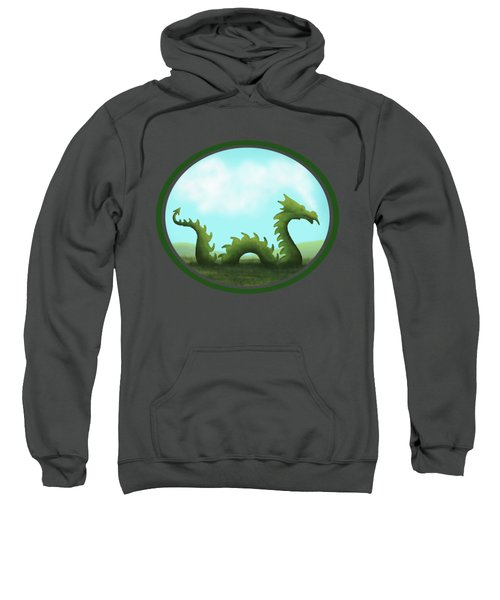 Dream Of A Dragon Sweatshirt
