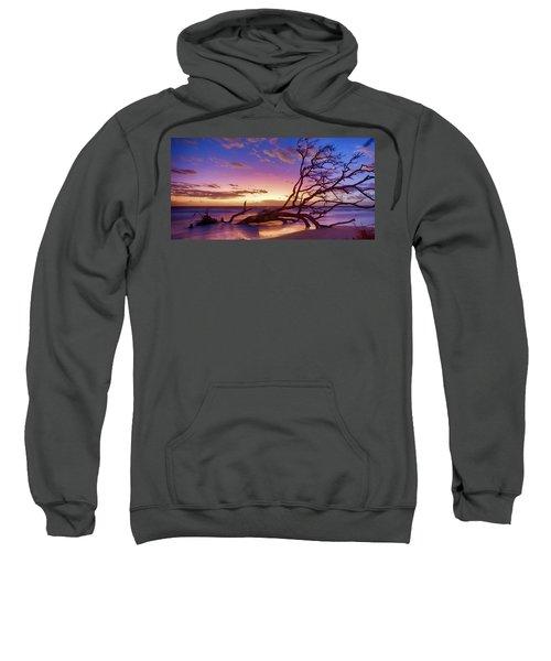 Driftwood Beach 1 Sweatshirt