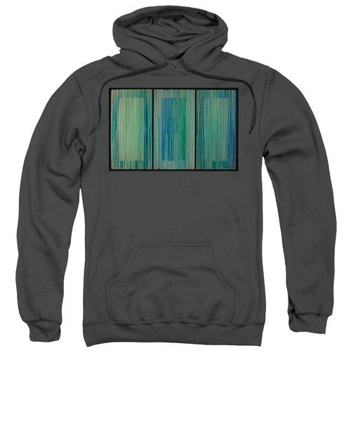 Drippings Triptych Sweatshirt