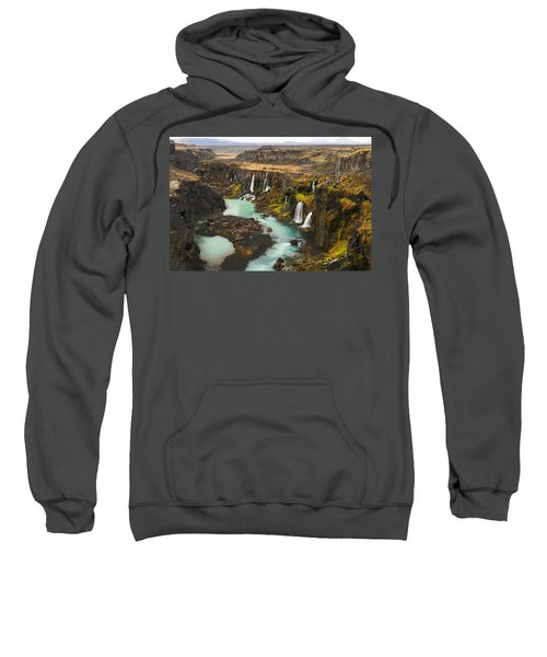 Driven To Tears Sweatshirt