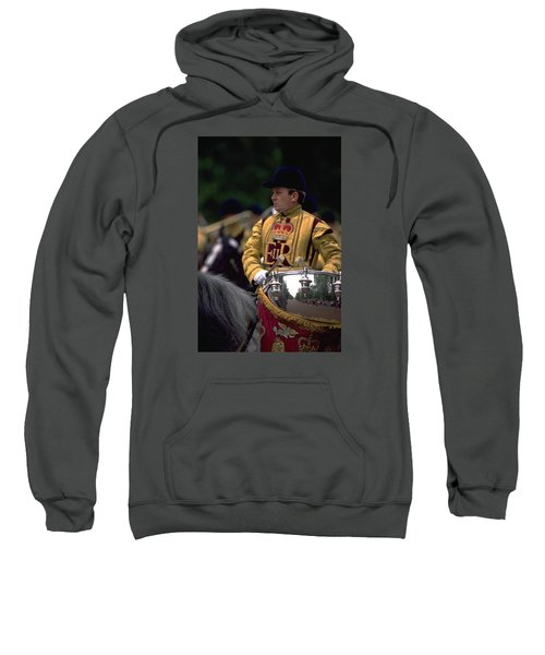 Drum Horse At Trooping The Colour Sweatshirt