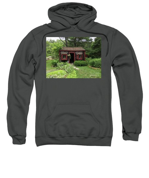 Drying Shed For Herbs Sweatshirt