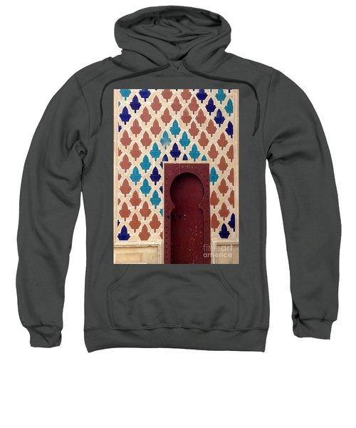 Dubai Doorway Sweatshirt