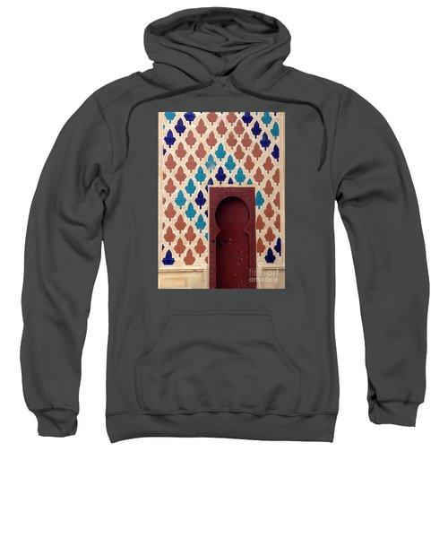 Dubai Doorway Sweatshirt