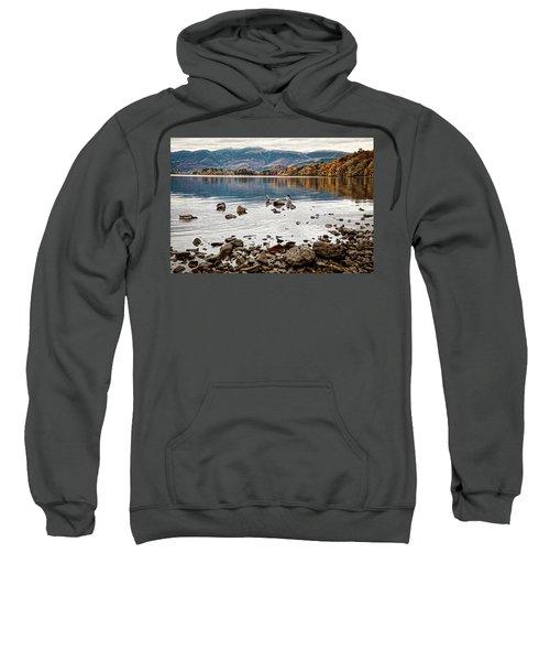 Ducks On Derwent Sweatshirt