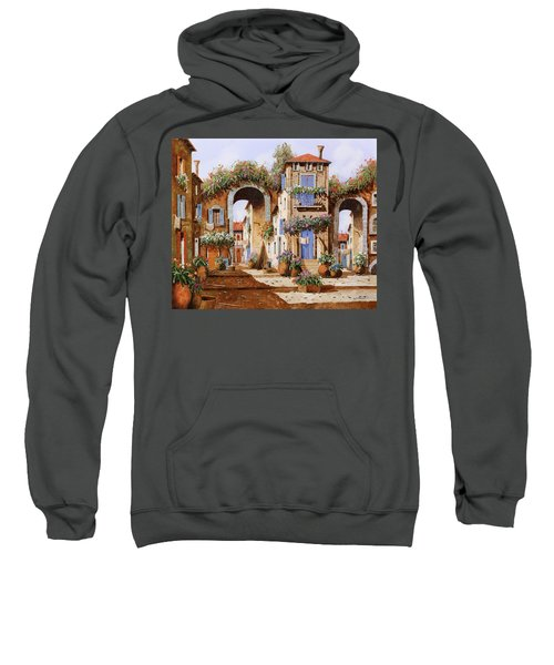 Due Archi Nel Borgo Sweatshirt