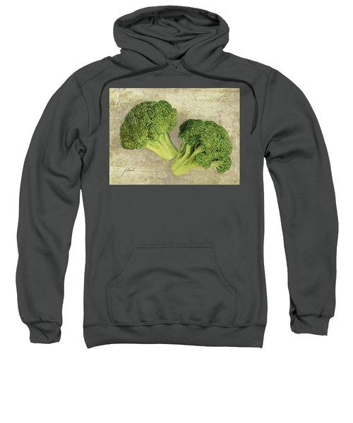 Due Broccoletti Sweatshirt by Guido Borelli