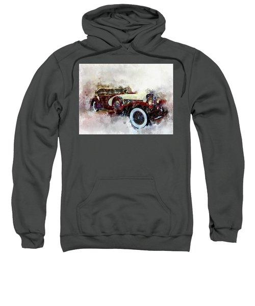 Duesenberg Watercolor Sweatshirt