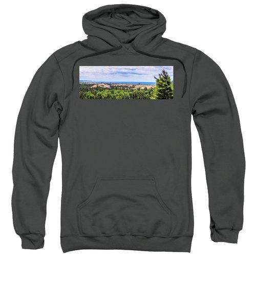Dunes Along Lake Michigan Sweatshirt
