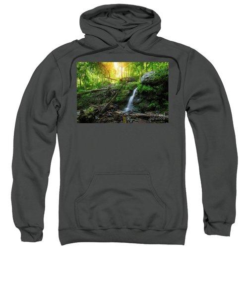 Dunnfield Creek Sunrise  Sweatshirt