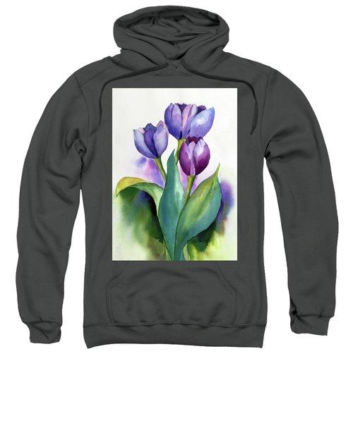 Dutch Tulips Sweatshirt