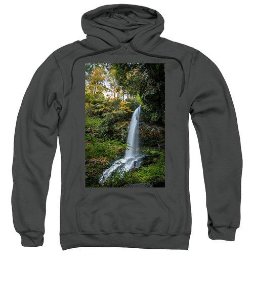 Early Autumn At Dry Falls Sweatshirt