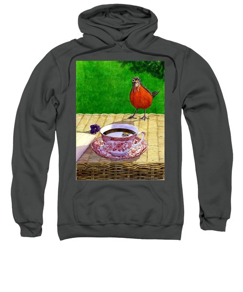 Early Bird Sweatshirt