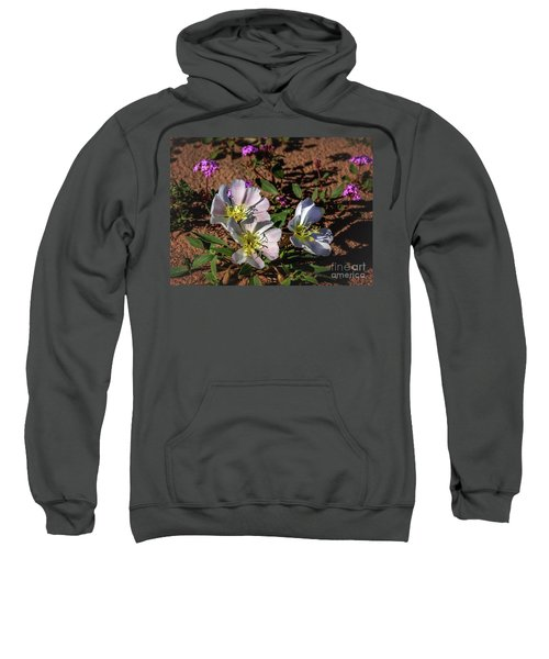 Early Evening Primrose  Sweatshirt