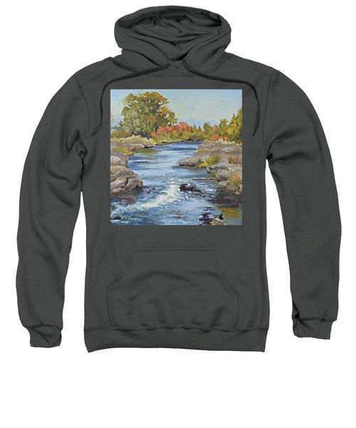 Early Morning In Idaho Sweatshirt