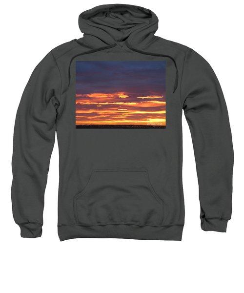 Early Prairie Sunrise Sweatshirt