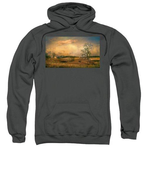 Early Spring Storm Sweatshirt
