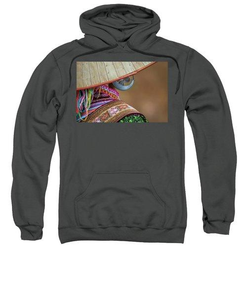 Earring Sweatshirt