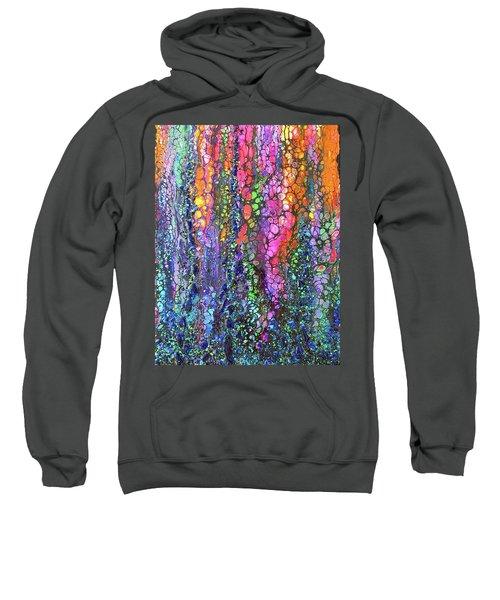 Earth Gems #18w02 Sweatshirt