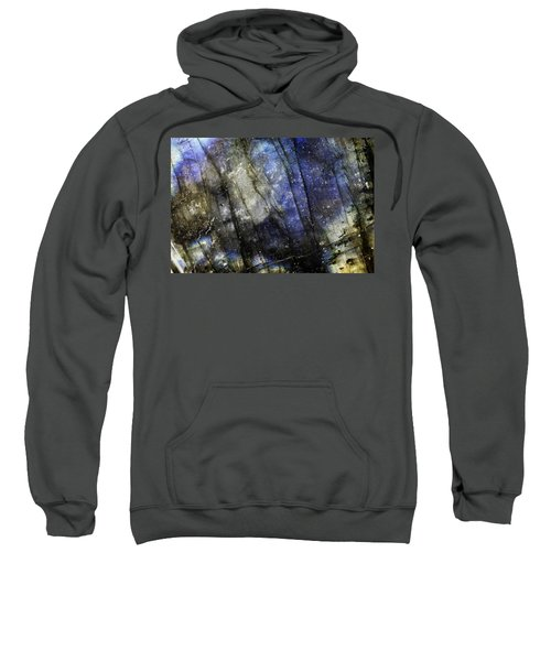 Earth Portrait 001-69 Sweatshirt