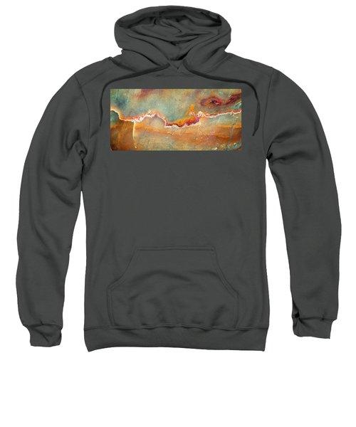 Earth Portrait 001-98 Sweatshirt