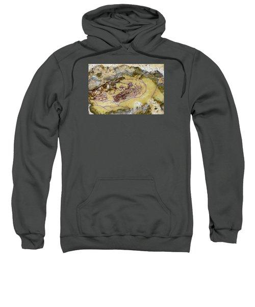 Earth Portrait 007 Sweatshirt