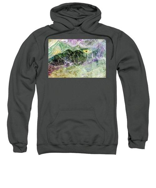 Earth Portrait 268 Sweatshirt