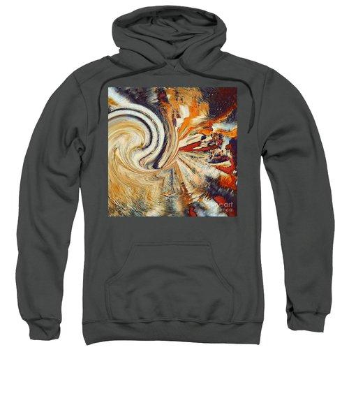 Earth Tones Sweatshirt