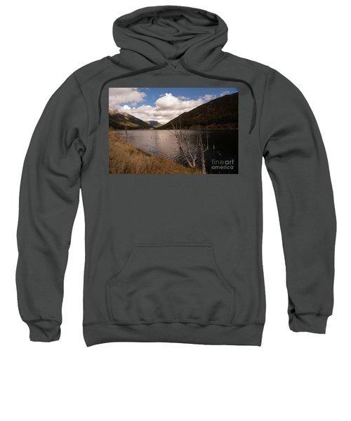 Earthquake Lake Sweatshirt