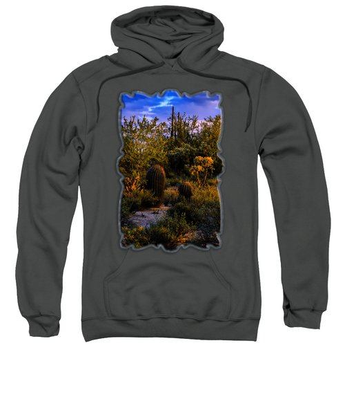 East Of Sunset V40 Sweatshirt by Mark Myhaver